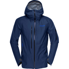 Norrøna Lofotex Gore-Tex Giacca Active Uomo, indigo night